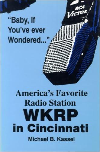 America's Favorite Radio Station: WKRP in Cincinnati written by Michael B. Kassel