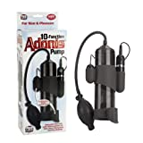 California Exotic Novelties 10 Function Adonis Pump - Black - 0.77 Pound