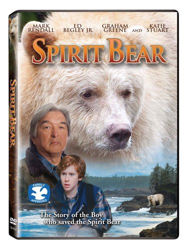 Cover art for  Spirit Bear