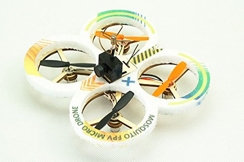 RC Micro Mini Multirotor FPV Quadcopter Racing Drone 100 Class Mosquito Kit Motor Prop Flight Controller Camera