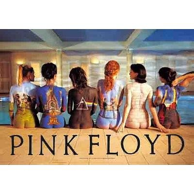 (30x40) Pink Floyd - Back Catalogue Fabric Poster