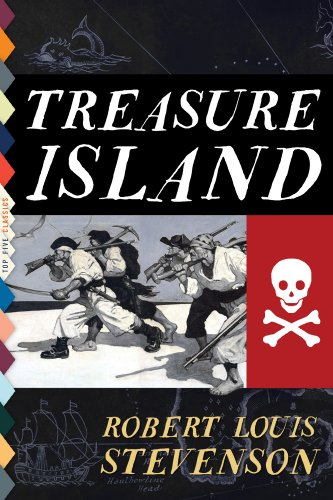 Stevenson, R. L. - Treasure Island (Illustrated) (Top Five Classics)