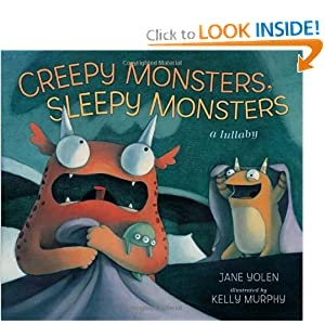 Creepy Monsters, Sleepy Monsters