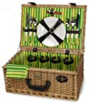 Willow Picnic Basket from Picnic and...
