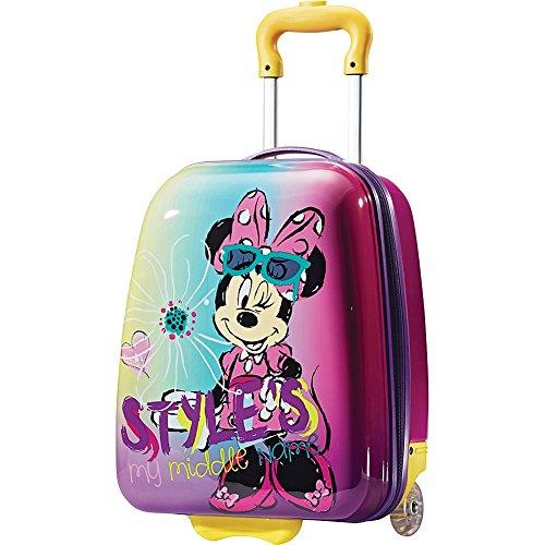 American-Tourister-74728-Disney-Minnie-18-Inch-Upright-Hardside-Childrens-Luggage-Minnie