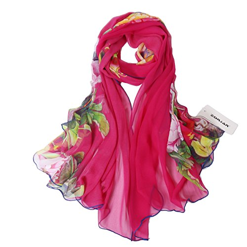 ZORJAR-100-Pure-Georgette-Silk-Colorful-Oversize-Long-Scarf-7043-8