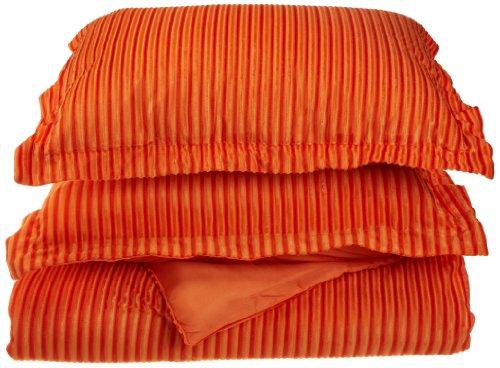 Orange Bedspread Queen