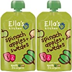 (2 Pack) - Ellas Kitchen - S1 Spinach...