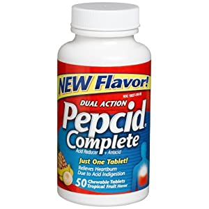 pepcid ac case study Maximum strength pepcid ac® tablet: adults and children 12 years and over: to relieve symptoms, swallow 1 tablet with a glass of water keep out of reach of children in case of overdose, get medical help or contact a poison control center right away (1-800-222-1222.