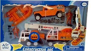 Just Kidz Construction Set