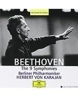 Beethoven : Les 9 Symphonies (Coffret 5CD)