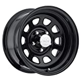 Pro Comp Steel Wheels Series 51 Wheel with Gloss Black Finish (15x10