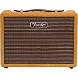 Fender Monterey Tweed Bluetooth Speaker, NA, PH, VN (Color: Tweed)