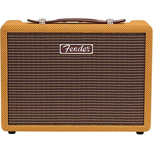 Fender Monterey Tweed Bluetooth Speaker, NA, PH, VN (Color: Tweed)