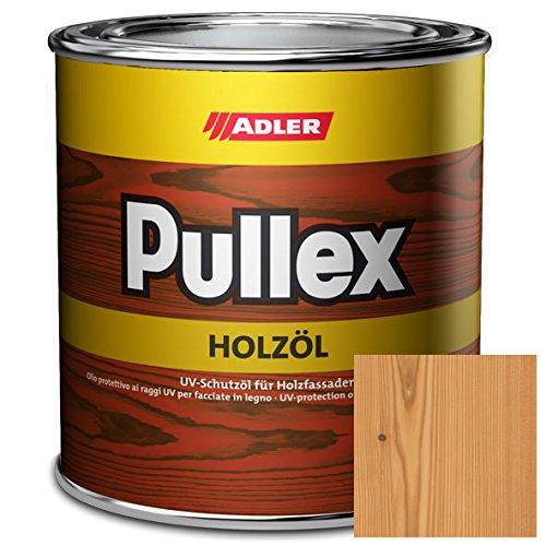 Pullex Holzöl 750ml Natur Pflegeöl für außen Garten, Holzschutz