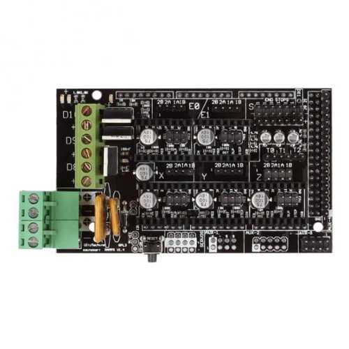 SainSmart 3D Printer controller Shield Control BoardRamps 1.4 for Reprap Mendel Prusa Arduino Mega2560 Mega1280