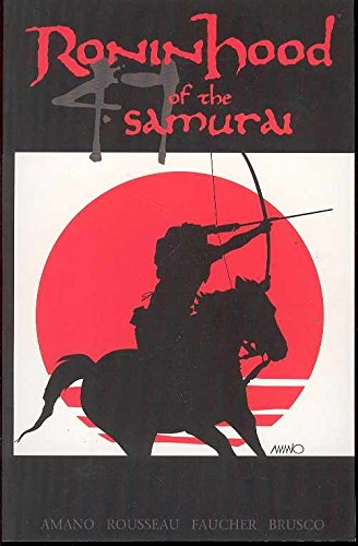 Ronin Hood Of The 47 Samurai