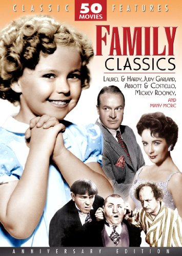 Family Classics 50 Movie Pack Collection