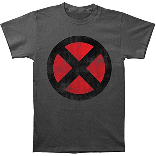 Marvel Comics X-Men Logo Men's T-shirt - Medium