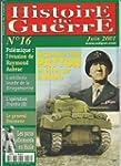 Histoire de Guerre n� 16 Juin 2001 -...