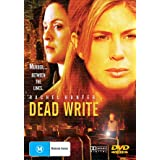 "Dead Write [Australien Import]von ""Rachel Hunter"""