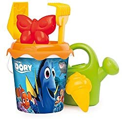 Smoby Dory Mm Garnished Bucket Box, Multi Color