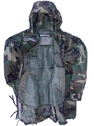 improved rainsuit parka with liner