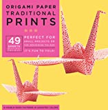 echange, troc  - Origami Paper Traditional Prints: Assorted Double-Sided Colors
