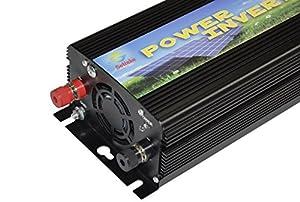 Solinba 500w Grid Tie Power Inverter for Solar Panel, MPPT, Converter, Black, AU, DC11v-28v to AC 220v by Solinba
