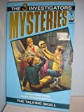 The Three Investigators in the Mystery of the Talking Skull (0006924913) by Arthur, Robert