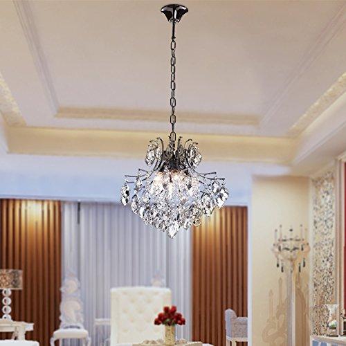 OOFAY LIGHT® Moderne üppigen Kristall Kronleuchter ...