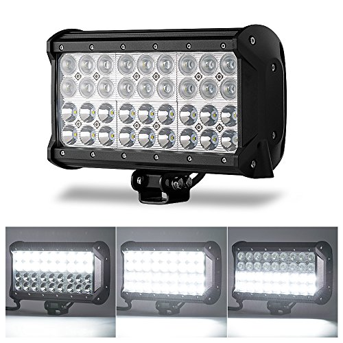 Kohree® 9 Inch 108W 36Pcs*3W Cree Leds Work Light Bar 6150Lm Waterproof