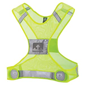 Nathan Streak Reflective Vest, Small/Medium