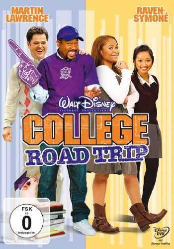 COLLEGE ROAD TRIP [IMPORT ALLEMAND] (IMPORT) (DVD)