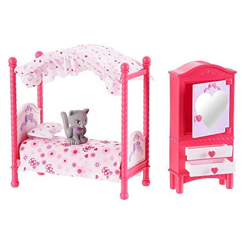 You & Me Happy Together Girls Bedroom Set by Toys R Us
