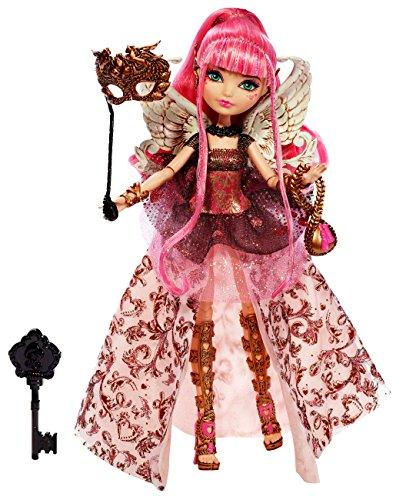 Mattel Ever After High CBT97 - Thronfest Cupid, Puppe
