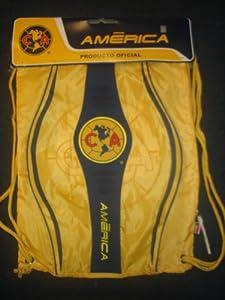 Amazon.com : CLUB AGUILAS DEL AMERICA Cinch Bag -MEXICAN 1ST DIVISION