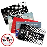 Scanner Guard Cards: Protect Your Credit Cards from Identity Theft