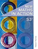 img - for New Maths in Action S3/1 Student Book book / textbook / text book