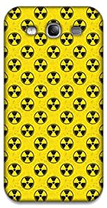 The Racoon Lean Radioactive hard plastic printed back case / cover for Samsung Galaxy Mega 5.8