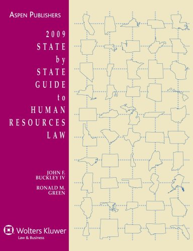 State By State Guide To Human Resources Law