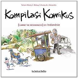 Kompilasi Komikus : (Carnet de résidences) en Indonésie
