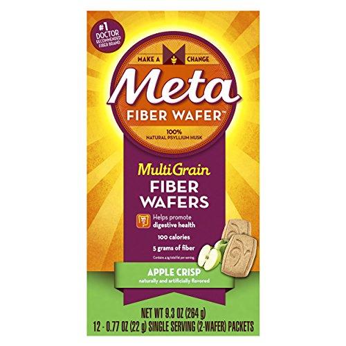 Meta Multi-grain Fiber Wafers Apple Crisp 12
