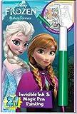 Lee Publications Disneys Frozen Invisible Ink Coloring Book