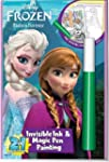 Disneys Frozen Invisible Ink Coloring...