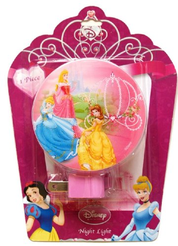 Disney Princess Night Light (Lite Pink)