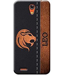 Infocus M260 Back case Cover -Nainz