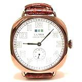 LA MER COLLECTIONS ( ラメールコレクション )  【 腕時計 アナログ表示 ロサンゼルス 海外ブランド かわいいヴィンテージ copper 日本製ムーブメント 】 ブラウン  : メンズ レディース 腕時計