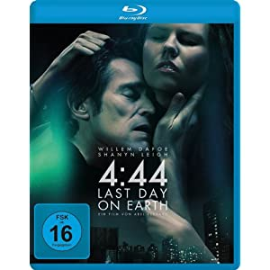 4:44 Last Day on Earth (Blu-Ra [Blu-ray] [Import allemand]