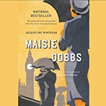 Maisie Dobbs (       UNABRIDGED) by Jacqueline Winspear Narrated by Rita Barrington